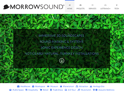 morrowsound.com